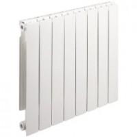 Radiateur aluminium STREET 70 HT773 8 éléments 1040w DECORAL