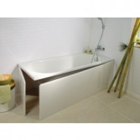 Tablier de baignoire universel IVA Lg: 180cm blanc BASIC SEGMENT