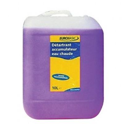 Détartrant accumulateur eau chaude 10l BASIC SEGMENT