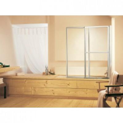paroi baignoire relevable 2 volets coulissants concerto. Black Bedroom Furniture Sets. Home Design Ideas