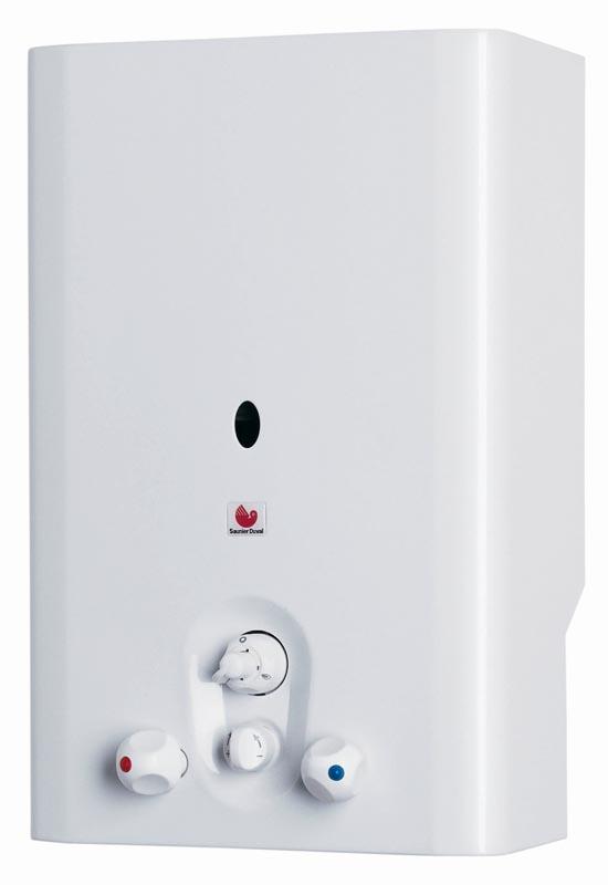 Chauffe eau opalia 5 gaz naturel lacq l190 x l267 x h430mm for Chauffe piscine gaz naturel