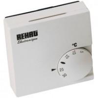 Thermostat d'ambiance filaire proportionnel 230V classique REHAU CHAUFFAGE