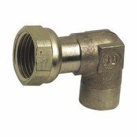 Raccord coudé 90° braser sur tube cuivre BANIDES ET DEBEAURAIN