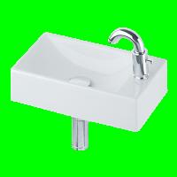 Lave-mains asymétrique DIEDRO gauche - ALLIA