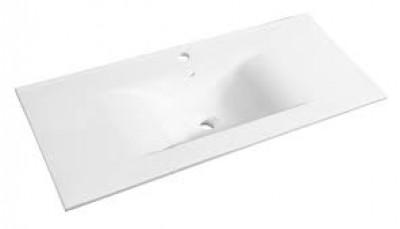 Plan vasque PREFIXE l105xh1.7cm AQUARINE