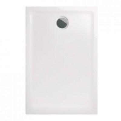 Receveur PRIMA céramique à poser ou à encastrer 80x120cm ALLIA