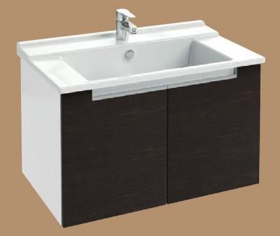 meuble porte sous plan l80 jacob delafon rennes 35920 d stockage habitat. Black Bedroom Furniture Sets. Home Design Ideas