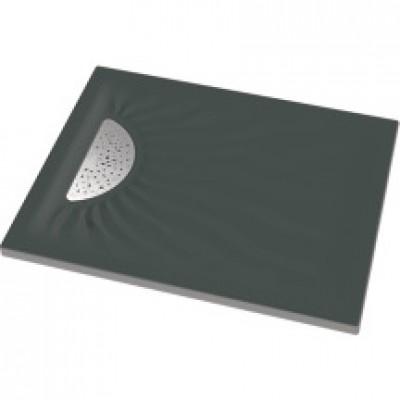 receveur embruns ultra plat poser 140x90cm ardoise allia vernouillet 28500 destockage. Black Bedroom Furniture Sets. Home Design Ideas