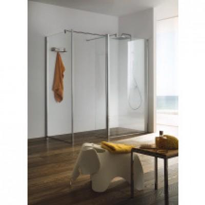 Destock parois portes de douche d stockage habitat for Porte douche inda