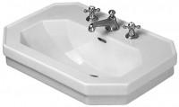 Lavabo 60cm 1930 blanc DURAVIT