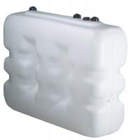 Cuve fioul sans bandage 2000 litres WERIT