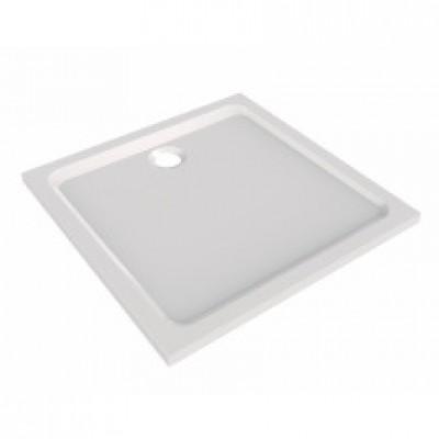 Receveur de douche Marbrex carré PRIMA STYLE 80x80 ALLIA