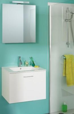 ensemble completino 600 porte blanc sanijura rennes 35920 d stockage habitat. Black Bedroom Furniture Sets. Home Design Ideas