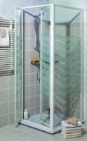 Paroi de douche porte battante N largeur 83cm OND NABIS