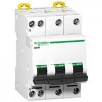 Disjoncteur DT40N 3P+N 20 D SCHNEIDER ELECTRIC