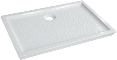 Receveur à encastrer PRIMA 120x80cm extra-plat blanc ALLIA