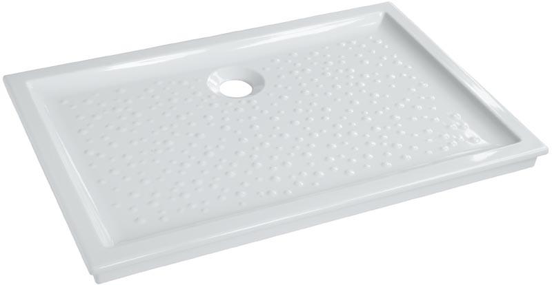 receveur encastrer prima 120x80cm extra plat blanc allia epinal 88000 d stockage habitat. Black Bedroom Furniture Sets. Home Design Ideas