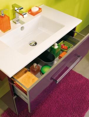 meuble pep 39 s 80cm 2 tiroirs violet epinal 88000 d stockage habitat. Black Bedroom Furniture Sets. Home Design Ideas
