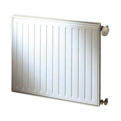 Radiateur eau chaude REGGANE 3000 intégré type 21C horizontal blanc largeur 800mm hauteur 600mm 1030,4w FINIMETAL