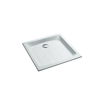 receveur encastrer odeon 80x80cm extra plat blanc jacob delafon montauban 82000. Black Bedroom Furniture Sets. Home Design Ideas