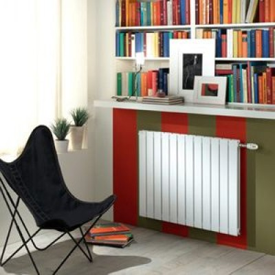 radiateur horizontal fassane blanc acova lyon 69007 destockage habitat. Black Bedroom Furniture Sets. Home Design Ideas