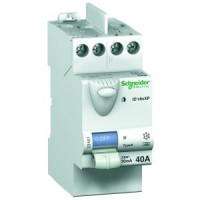 Interrupteur différentiel ID'clic 2P 40A AC SCHNEIDER ELECTRIC