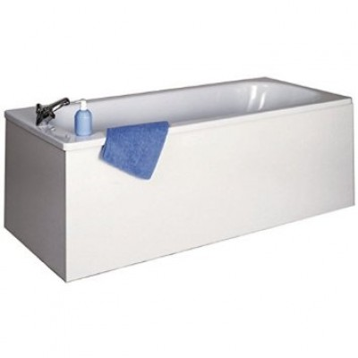 Fa ade de baignoire l1400 m lamin blanc neova saumur for Baignoire 150x70 pas cher