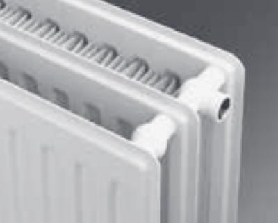 radiateur nu 4 connexions type 33 hauteur 600mm 40. Black Bedroom Furniture Sets. Home Design Ideas