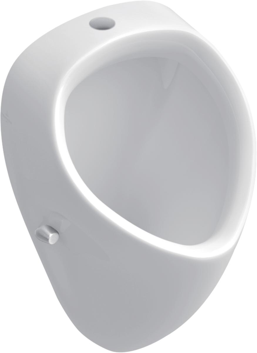 urinoir onovo alimentation par le haut blanc villeroy et. Black Bedroom Furniture Sets. Home Design Ideas
