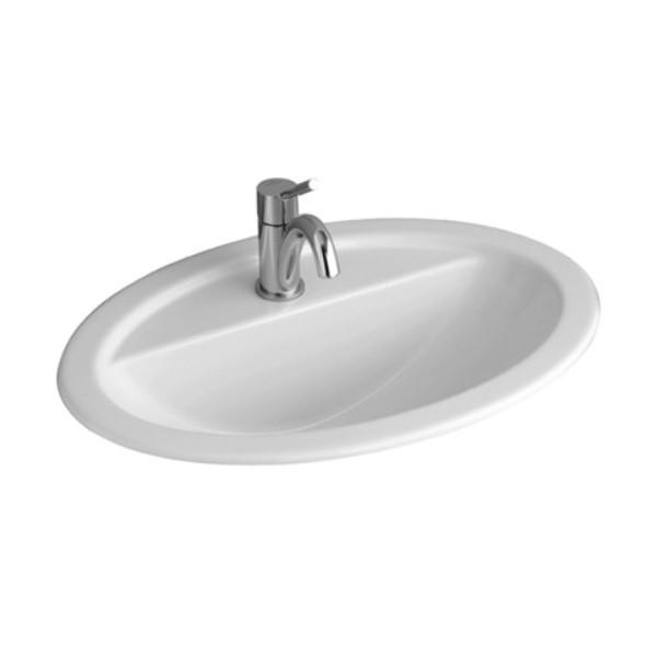 Vasque encastrer loop friends blanc villeroy et boch for Villeroy et boch salle de bain prix