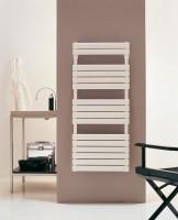 Sèche-serviettes eau chaude CONCERTO 2 1516x606mm blanc 848w