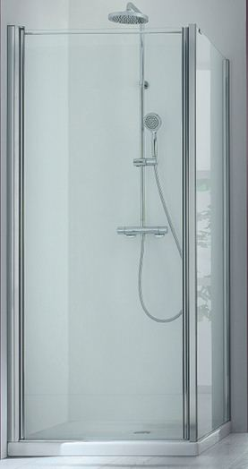 paroi de douche ouverte l77 81 verre s rigraphi basic segment bouguenais 44340 d stockage. Black Bedroom Furniture Sets. Home Design Ideas