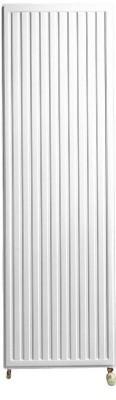 Radiateur eau chaude REGGANE 3000 type 20 vertical 210x750 2340w FINIMETAL