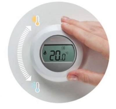 Thermostat d'ambiance sans fil CONNEC HONEYWELL