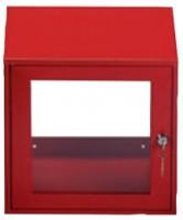 Boîte sous verre dormant plexiglas 600x600x300mm SELF CLIMAT