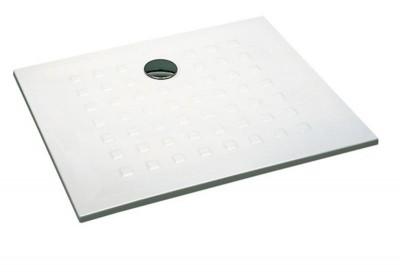 Receveur à encastrer MATURA 100x80 blanc PORCHER