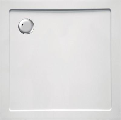 Receveur synthèse PLÉNITUDE 90x90cm blanc