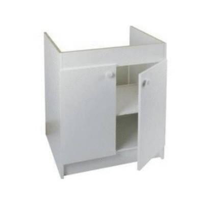 Meuble bas 60cm 1P1E blanc FRANKE