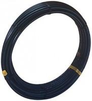 Tuyau PE80 bleu PN16 diamètre 32 50m SOTRA