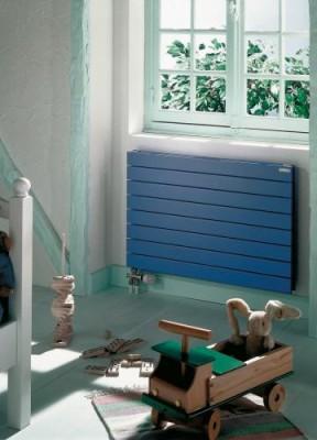 Radiateur FASANNE horizontal double eau chaude ACOVA
