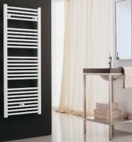 Sèche-serviettes eau chaude PRIMEO 2 944x500 blanc 439watts
