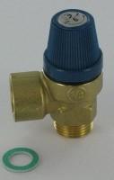 Soupape eau chaude sanitaire pour NEW ELITE FERROLI