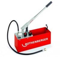 Pompe d'épreuve manuelle RP 50 S ROTHENBERGER