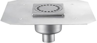 Siphon télescopique 100x100 verticale LIMATEC