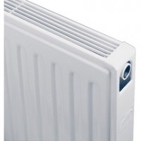 Radiateur compact 4 connexions 21S H700 24 éléments 960/1404 BRUGMAN