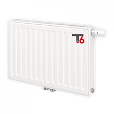 Radiateur eau chaude T6 VONOVA type 22 horizontal blanc FINIMETAL