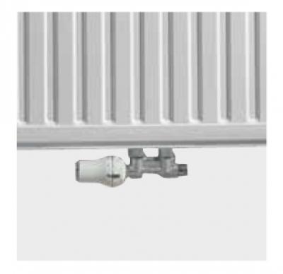 Radiateur eau chaude REGGANE 20V 1800x300 819w FINIMETAL