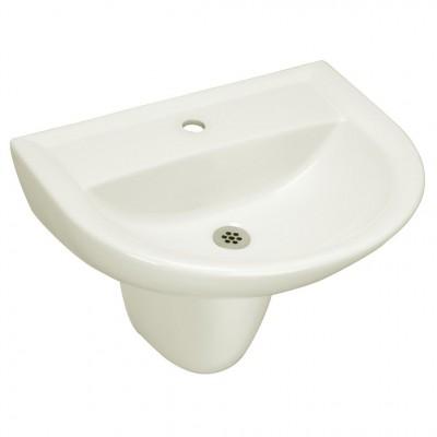 Cache siphon pour lavabo 50x40 EXPRESS blanc PORCHER