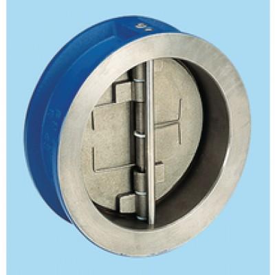 Clapet anti retour 895 double bat diamètre nominal 100mm SOCLA