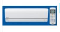 Unité intérieure K7 multi 2,50/3,60kw PANASONIC